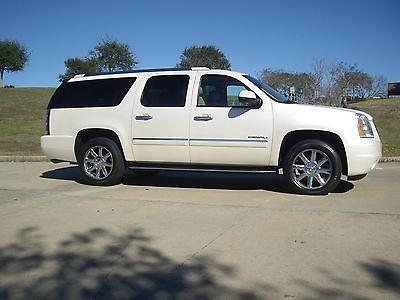 2012 GMC Yukon DENALI XL 2012 GMC YUKON DENALI XL