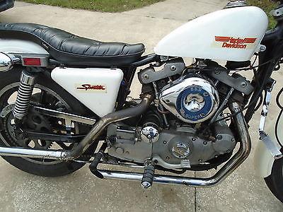 1979 Harley Davidson Sportster Drive It Home