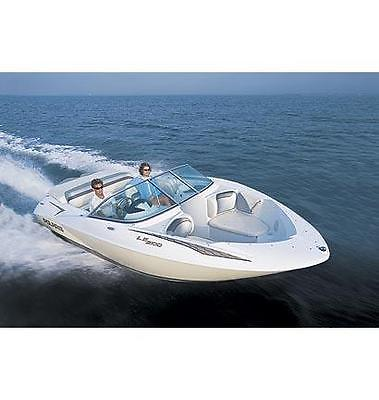 Polaris 21' Jet Boat, LE2100. 250HP Optimax, RARE Only 200+ Made-Excellent Cond