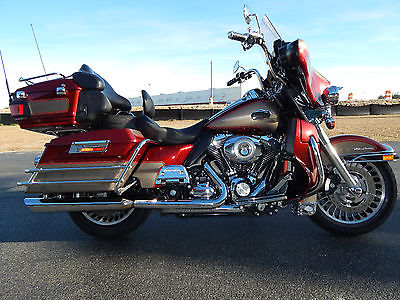 2009 Harley-Davidson Touring  2009 Harley-Davidson FLHTCU - Ultra Classic Electra Glide