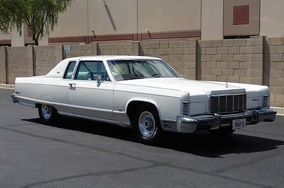 1976 Lincoln Other -- Clear