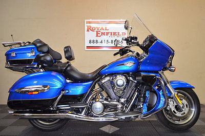 KAWASAKI VOYAGER KAWASAKI VOYAGER 2009 KAWASAKI VULCAN VOYAGER NICE BIKE GREAT PRICE FINANCING CALL NOW WE TRADE!