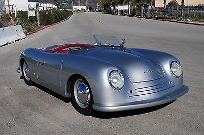1948 Porsche 356 Porsche 356