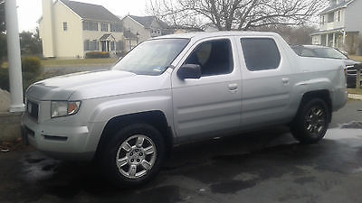 2007 Honda Ridgeline RTX Crew Cab Pickup 4-Door 2007 Honda Ridgeline RTX Crew Cab--Needs Work, Still Possible Great Buy