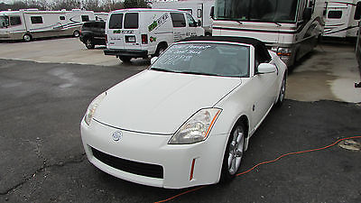 2005 Nissan 350Z Touring 2005 Nissan 350Z Touring Convertible, Auto, Georgia Car since New, Low Miles !