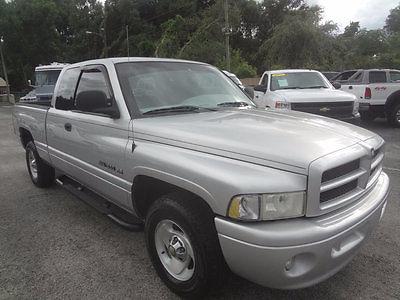 2001 Dodge Ram 1500 Sports 2001 ram 1500 sport quad cab 2 wd pick up truck runs looks nice clean warranty