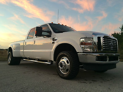 2010 Ford F-350 Lariat 2010 Ford F350 Lariat 6.4 Diesel 4x4 Dually Loaded truck low mileage