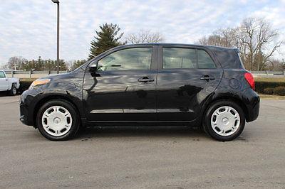 2014 Scion xD 5dr Hatchback Manual 5dr Hatchback Manual 4 dr Sedan Manual Gasoline 1.8L 4 Cyl BLACK