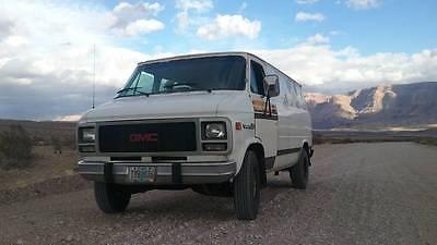 1994 GMC Other Vandura Standard Cargo Van 3-Door 1994 GMC Vandura 3500. Road Trip ready. The A-team van!!