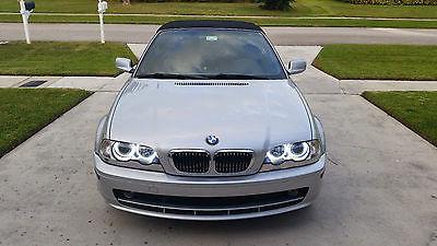 2002 BMW 3-Series  2002 BMW 325ci Convertible