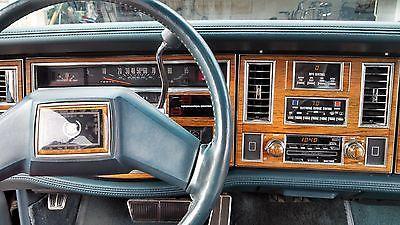 1981 Cadillac Eldorado 1981 cadillac eldorado
