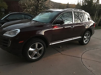 2008 Porsche Cayenne 2008 Porsche Cayenne V6 with Apple CarPlay and 20