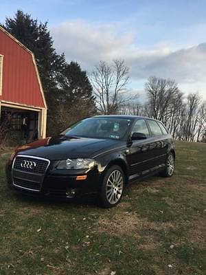 2008 Audi A3 Base Hatchback 4-Door 2008 Audi A3 Base Hatchback 4-Door 2.0L