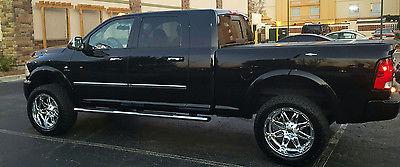 2012 Dodge Ram 2500 LIMITED 2012 Ram 2500 Megacab