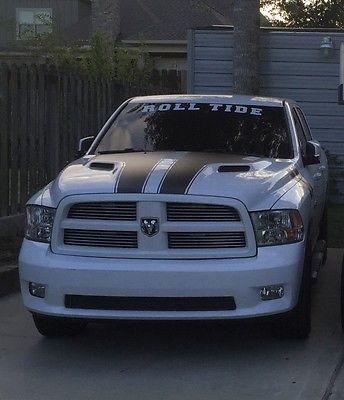 2010 Dodge Ram 1500 sport 2010 dodge ram 1500 SPORT HEMI