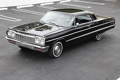 Automatic Chevrolet Impala Auto Custom Carpets 1964-4 Door Sedan RED CARPET