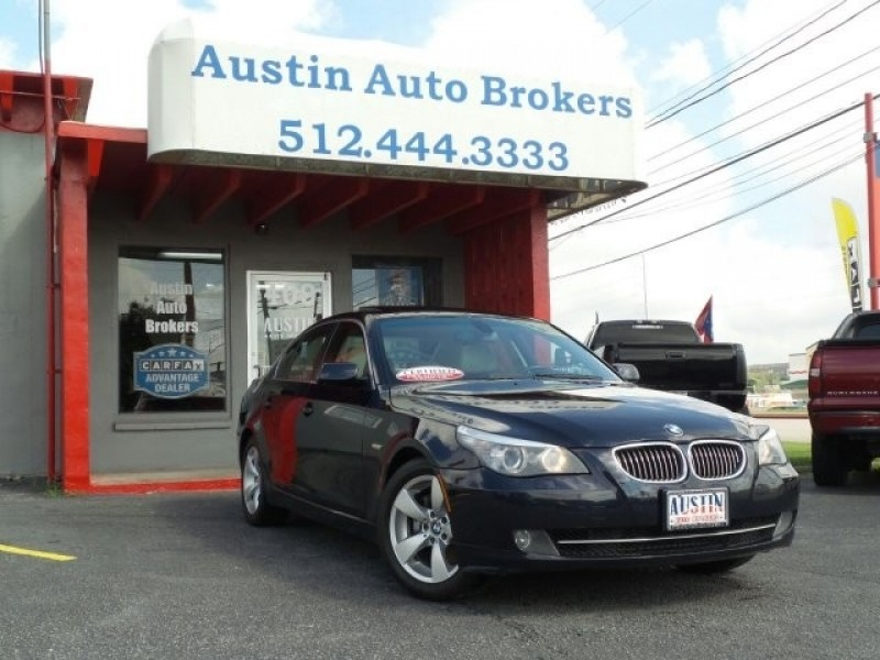 2008 BMW 528i | CERTIFIED Pre-owned Warranty Incl.