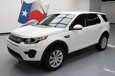 2016 Land Rover Discovery  2016 LAND ROVER DISCOVERY SPORT SE AWD NAV REAR CAM 15K #550460 Texas Direct