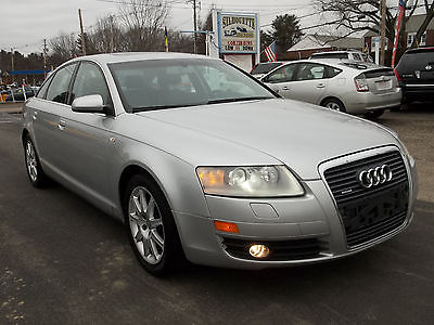2005 Audi A6 2005 Audi A6 Quattro 139k LOADED UP! 3.2 Automatic Leather Seats NAV