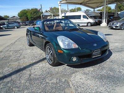 Toyota Mr2 Spyder Cars for sale