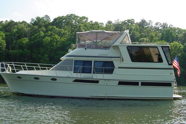 1990 Trans World Boat Builders Genesis