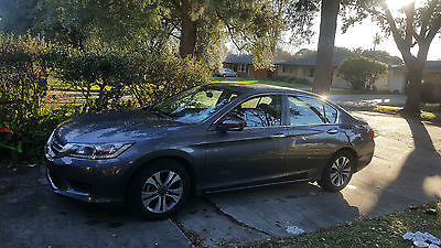 2014 Honda Accord 4D Sedan LX 2014 Honda Accord 4D Sedan LX- 1 owner- meticulously maintained.