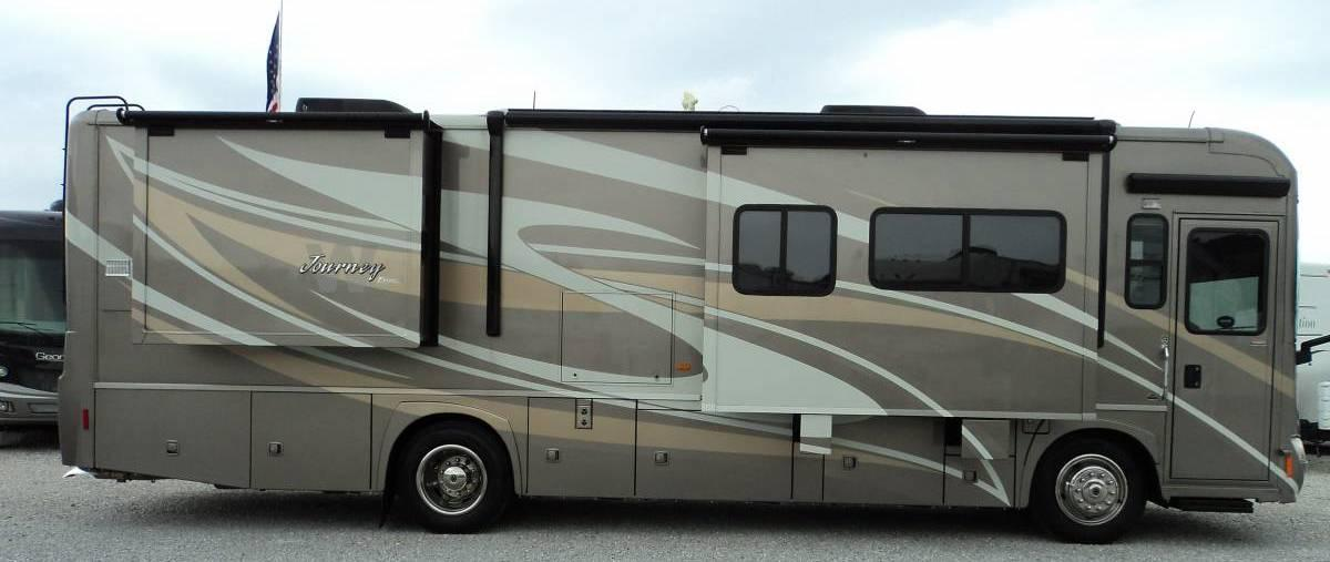 2011 Winnebago Journey Express 34Y