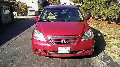 2006 Honda Odyssey EXL DVD 2006 Honda Odyssey EX-L DVD Private Sale