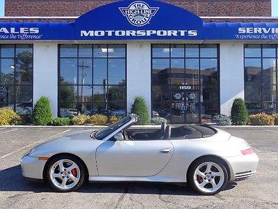 2004 Porsche 911 Carrera S cabriolet 4S 2004 Porsche Carrera S4 Cabriolet