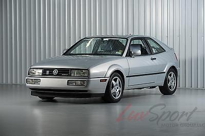 1993 Volkswagen Corrado SLC 1993 Volkswagen Corrado SLC VR6 Coupe