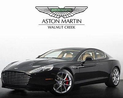 2016 Aston Martin Rapide  2016 Aston Martin
