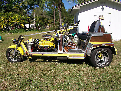 2004 Custom Built Motorcycles TRIKE  2004 custom built motorcycle ( TRIKE ) chopper other