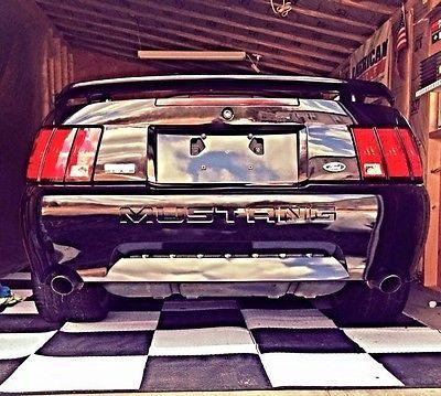 2003 Ford Mustang GT Convertible 2-Door 2003 Mustang GT Centennial Edition