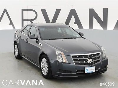 2011 Cadillac CTS Luxury 2011 Luxury Automatic AWD