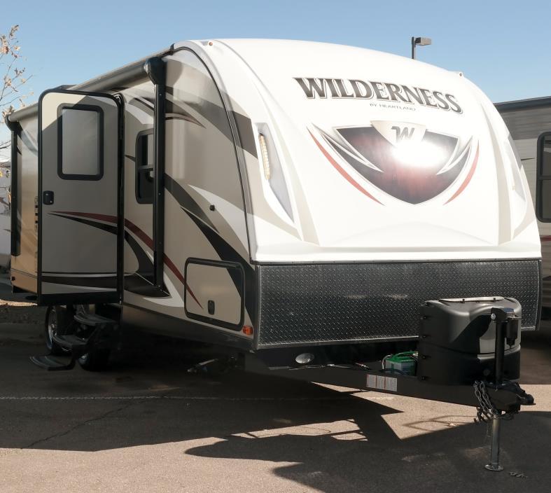 Heartland WILDERNESS 2175RB