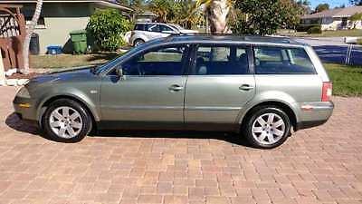 2003 Volkswagen Passat GLX 4 Motion Very Nice!!!! Very Clean!!!! VW Passat GLX V6 All Wheel Drive Wagon!!!!!