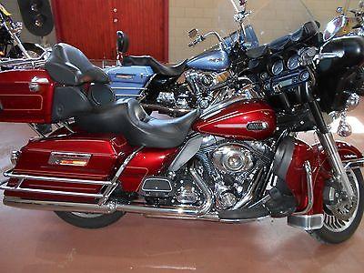 2009 Harley-Davidson Touring  2009 Harley Davidson FLHTCU UltraClassic