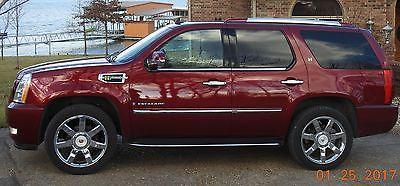 2009 Cadillac Escalade Leather Premium Sport Utility