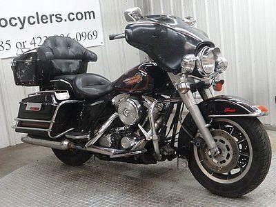 1993 Harley-Davidson Touring 1993 HARLEY DAVIDSON ELECTRA GLIDE CLASSIC FLHTC
