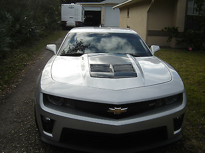 2013 Chevrolet Camaro zl1 2 door coupe zl1 camaro,hennessey supercharged 700 hp nice condition