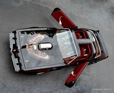 1979 Pontiac Trans Am CUSTOM 1979 Pontiac Trans Am CUSTOM 0 Miles BLACK Coupe 403 Automatic