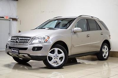 2008 Mercedes-Benz M-Class 3.0L CDI MERCEDES-BENZ ML320 CDI 4-MATIC ONE OWNER LOW MILES CLEAN FULLY LOADED
