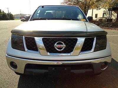 2005 Nissan Frontier Nismo Off-Road Crew Cab Pickup 4-Door 2005 Nissan Frontier Nismo Off-Road Crew Cab Pickup 4-Door 4.0L