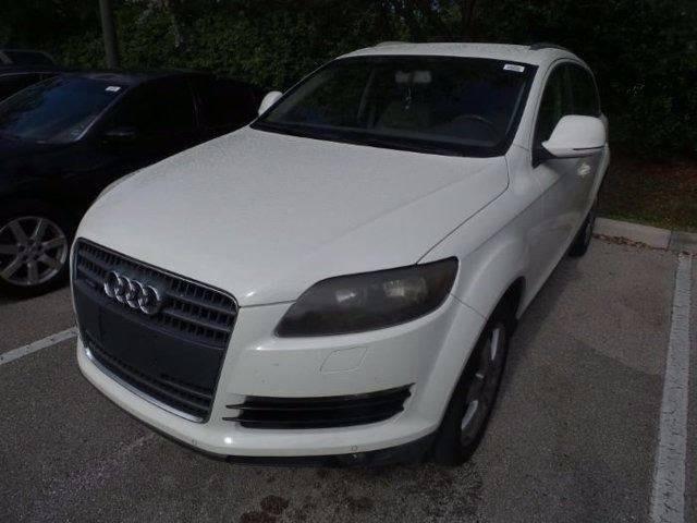 2008 Audi Q7 3.6 Premium quattro AWD 4dr SUV