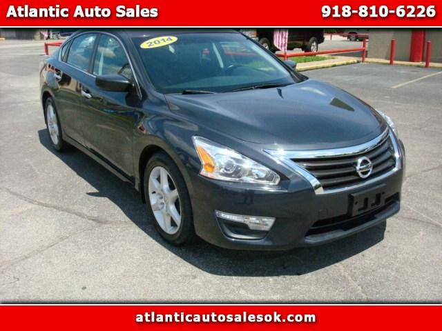 2014 Nissan Altima 4dr Sdn 2.5 BACK UP CAMERA