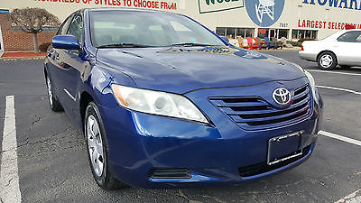 2007 Toyota Camry LE 2007 TOYOTA CAMRY, CLEAN TITLE, LOW MILEAGE, EXCELLENT CONDITION