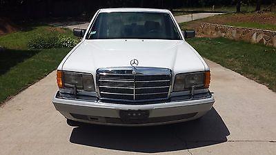 1991 Mercedes-Benz 300-Series  mercedes-benz 350SD