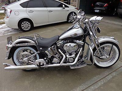 2003 Harley-Davidson Softail 2003 Harley Davidson Heritage Softail Springer FLSTS ONLY 6K MILES! SUPER SHARP!