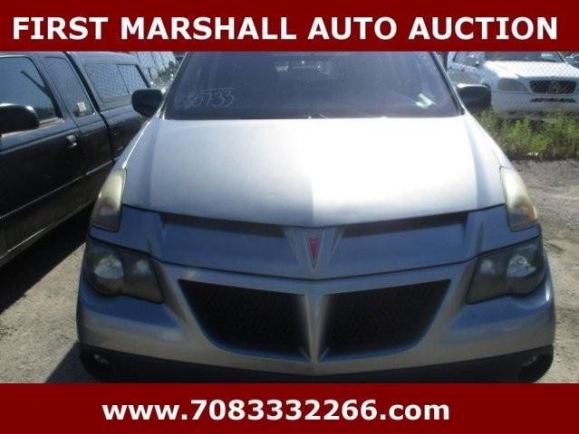 2004 Pontiac Aztek Cars For Sale