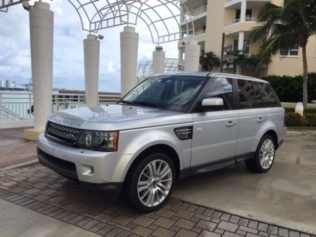 2012 Land Rover Range Rover LUX- HSE 2012 Land Rover SPORT LUX - HSE  ONE OWNER